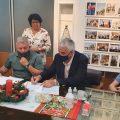 Defensor del Pueblo firmó convenio con la Municipalidad de Arroyito.